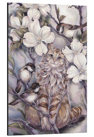 Stampa su alluminio  Cats me if you can - Jody Bergsma