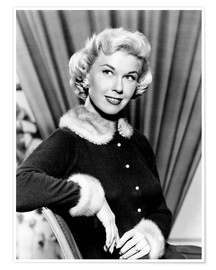 Poster Premium  Doris Day