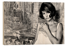 Legno  TIME OF INDIFFERENCE, Claudia Cardinale
