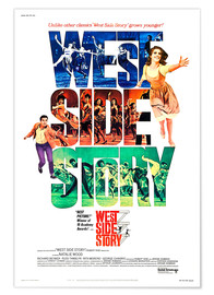Poster Premium  West Side Story