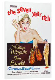 Forex  THE SEVEN YEAR ITCH, Marilyn Monroe, Tom Ewell