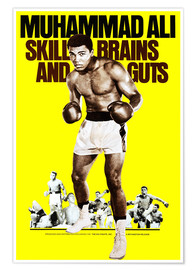 Poster Premium  Legends of the Ring: Muhammad Ali