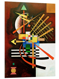 Forex  Top and Left - Wassily Kandinsky