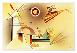 Poster Premium  Reduced Weight - Wassily Kandinsky