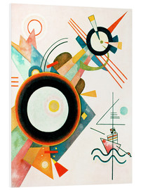 Forex  Arrowhead Picture - Wassily Kandinsky