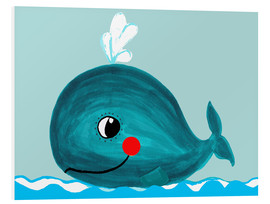 Forex  Willow, the friendly whale - Little Miss Arty