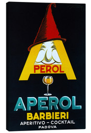 Stampa su tela  Aperol Barbieri - Advertising Collection