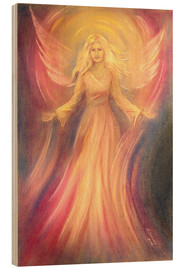 Marita Zacharias - Angel Light Love - Paintings