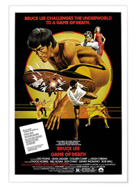 Poster Premium  Game of death (L'ultimo combattimento di Chen) - Entertainment Collection