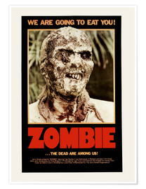 Poster Premium  Zombi 2 - Entertainment Collection