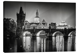 Tela  Prague - Charles Bridge - Alexander Voss