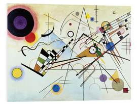 Forex  Composition no. 8  - Wassily Kandinsky