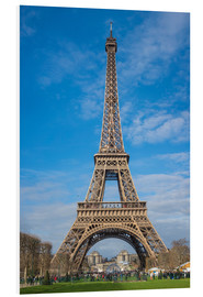 Forex  The Eiffel Tower of  Paris - Fine Art Images