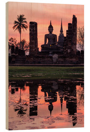 Matteo Colombo - Wat Mahathat in evening light