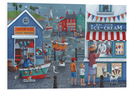Forex  Seaside icecreams - Peter Adderley