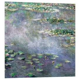Forex  lily pond - Claude Monet
