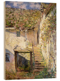Claude Monet - The staircase