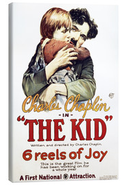 Tela  Charlie Chaplin - The Kid, 1921