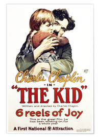 Charlie Chaplin - The Kid, 1921