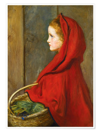Poster Premium Red Riding Hood