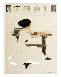 Poster Premium  Know all men by these presents - Clarence Coles Phillips