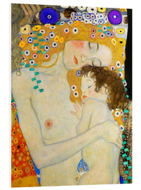 Forex  Mother and Child (detail) - Gustav Klimt