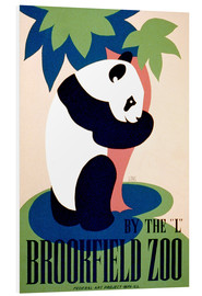 Stampa su schiuma dura  Brookfield Zoo - Advertising Collection