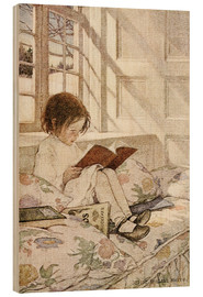 Legno  Picture Books in Winter - Jessie Willcox Smith