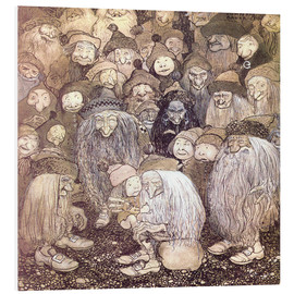 Forex  The trolls and the gnome boy - John Bauer