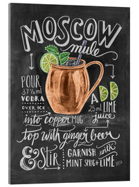 Vetro acrilico  Moscow mule - Lily & Val