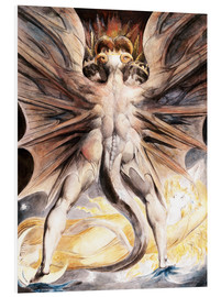 Forex  Clothed The Great Red Dragon and the Woman with the Sun - William Blake