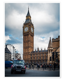Poster Premium  London - Big Ben - Alexander Voss