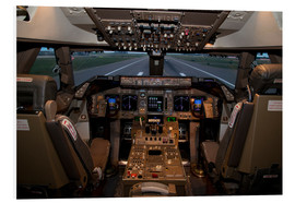 Forex  Simulator of a Boeing 747