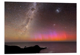 Forex  Aurora australis and Milky Way - Alex Cherney