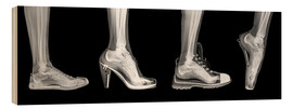 Legno  Various shoes (radiograph) - PhotoStock-Israel