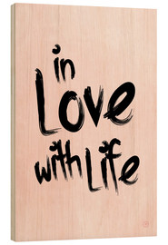 Legno  in love with life - m.belle