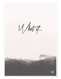 Poster What if