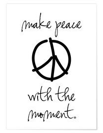 Poster make peace