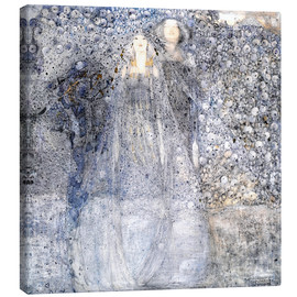 Tela  Silver Apples - Margaret MacDonald Mackintosh