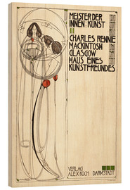 Legno  House of an art lover: Cover - Charles Rennie Mackintosh
