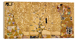 Legno  The Tree of Life (Detail) - Gustav Klimt