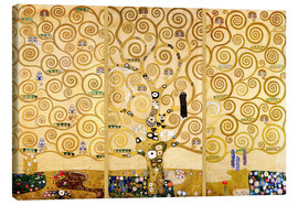 Tela  The Tree of Life - Gustav Klimt