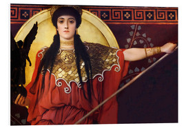 Forex  Ancient Greece (Athene, Zwickel image) - Gustav Klimt