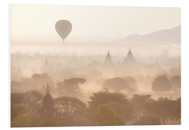 Forex  Balloon above the Bagan temples - Lee Frost
