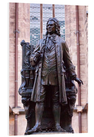 Forex  Statue of Bach, Leipzig - Michael Snell