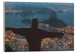 Legno  Christ the Redeemer, Corcovado - Angelo Cavalli