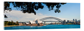 Stampa su vetro acrilico  Sydney Opera House - Matthew Williams-Ellis