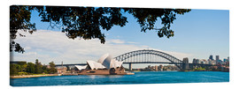 Stampa su tela  Sydney Opera House - Matthew Williams-Ellis