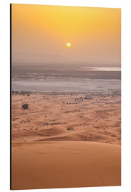 Stampa su alluminio  Erg Chebbi Sahara Desert - Matthew Williams-Ellis
