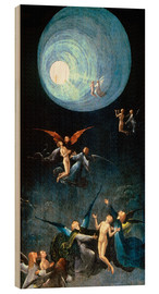 Legno  The Ascent to the Heavenly Paradise - Hieronymus Bosch